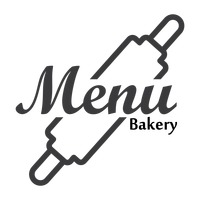 热门 : Bakery menu logo icon