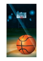 Basketball wallpaper for mobile phone