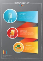 Diet menu infographic