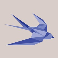 Faceted swallow