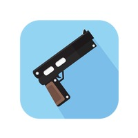 Icon of an auto pistol