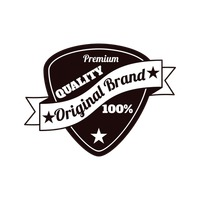 Original brand label