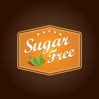 Sugarfree badge