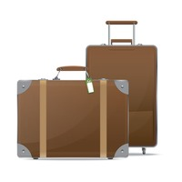 热门 : Suitcase and luggage bag