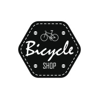 Vintage bicycle label