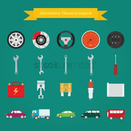 火花 : A collection of automobile items