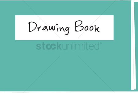 学校 : A drawing book