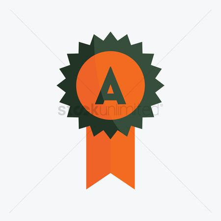 学校 : A ribbon award