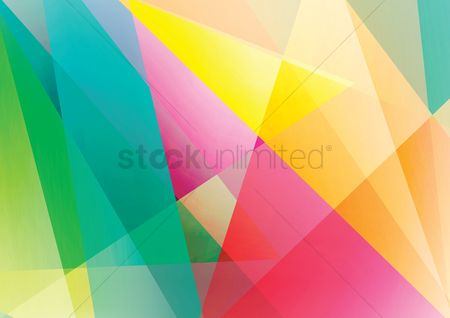 花色 : Abstract geometrical background