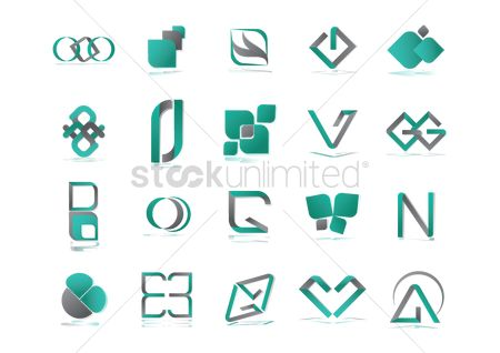 心脏 : Abstract icon collection