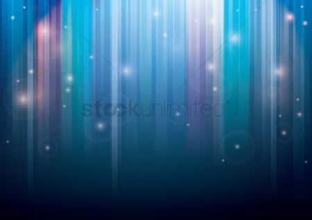 抽象化 : Abstract lens flare background