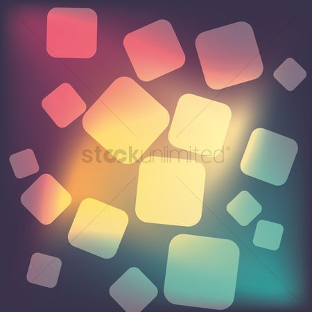 平方 : Abstract patterned background