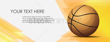 体育 : Basketball ball wallpaper