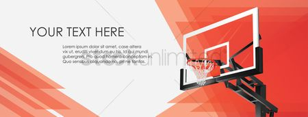 体育 : Basketball hoop wallpaper