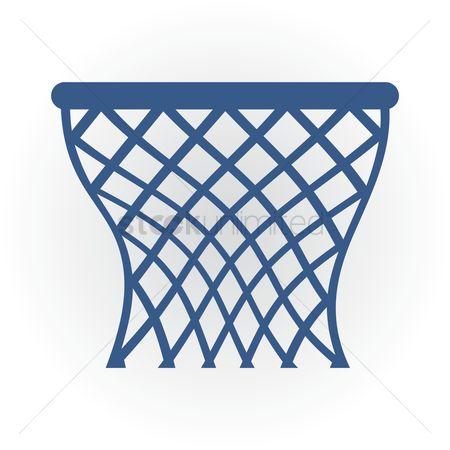 运动员 : Basketball hoop