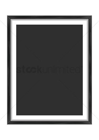 内饰 : Black picture frame