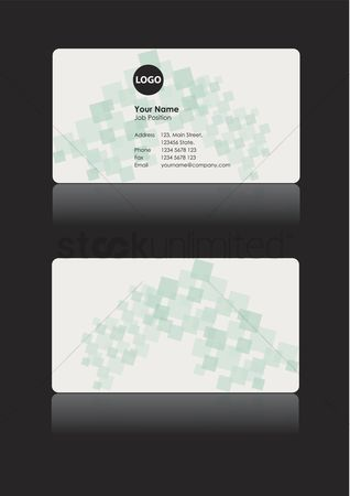 标题 : Business card