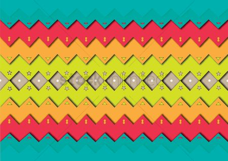 内饰 : Chevron seamless pattern