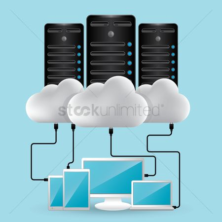 技术 : Cloud computing concept