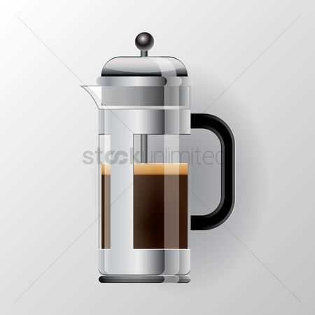 处理 : Coffee compressor