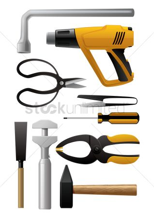 处理 : Collection of hardware tools