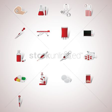 心脏 : Collection of medical items