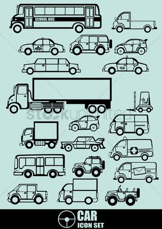 学校 : Collection of vehicles