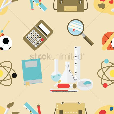 体育 : Education theme background