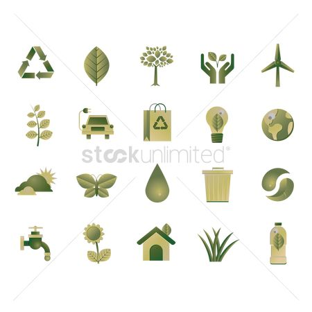 环境 : Go green icons