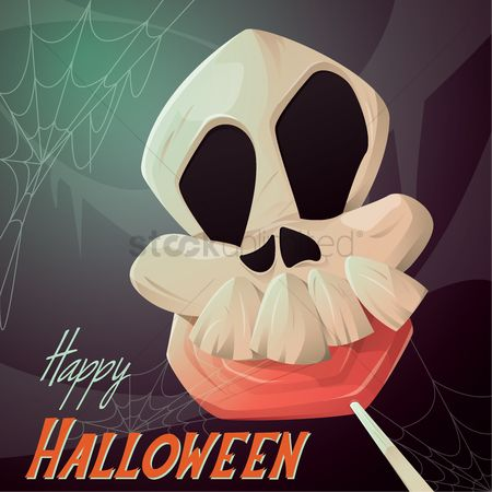 庆典 : Halloween background