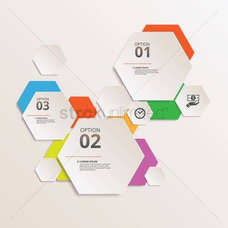 业务 : Infographic design elements