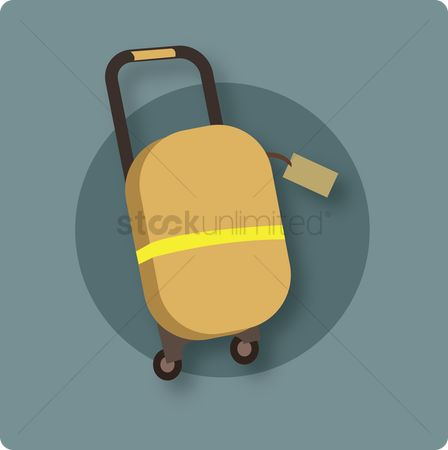 处理 : Luggage icon