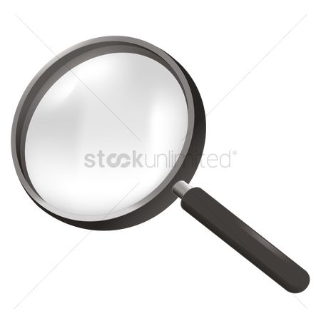 向量 : Magnifying glass