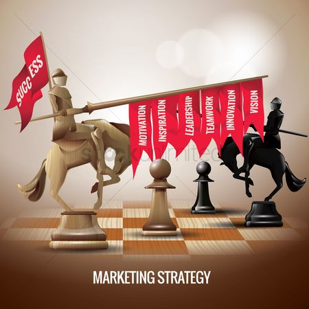 业务 : Marketing strategy
