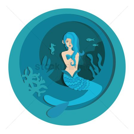 向量 : Mermaid