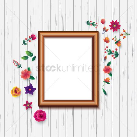 内饰 : Photo frame on wall