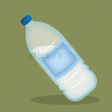 垃圾 : Plastic bottle icon