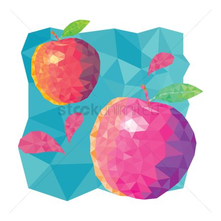 花色 : Polygonal fruit