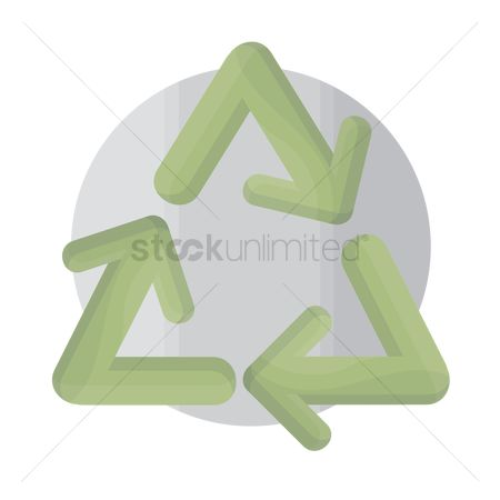 环境 : Recycle icon