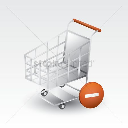 处理 : Remove from shopping cart