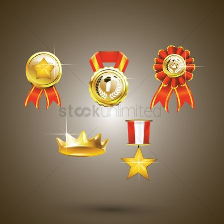 体育 : Set of awards