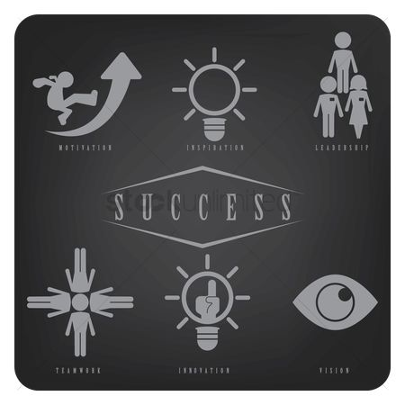 动机 : Success icons