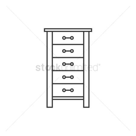内饰 : Table drawer