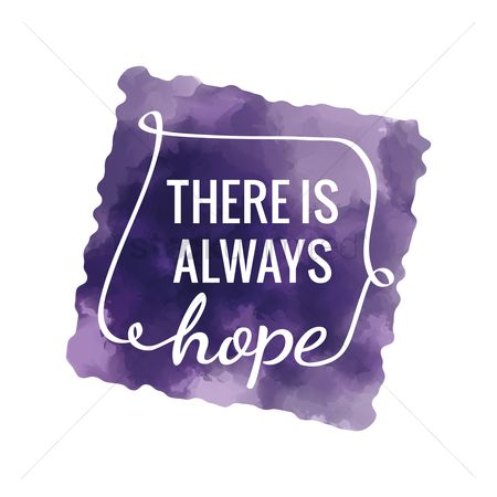 动机 : There is always hope