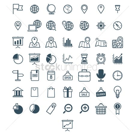 标志 : User interface icons