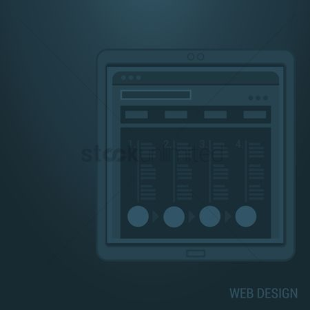 动机 : Web design background