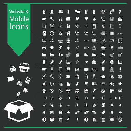心脏 : Website and mobile icon collection