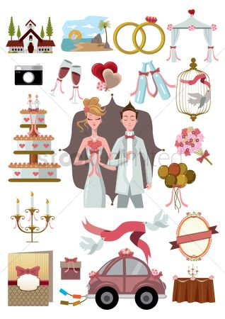 请帖 : Wedding articles