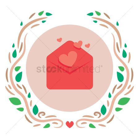 请帖 : Wedding envelope