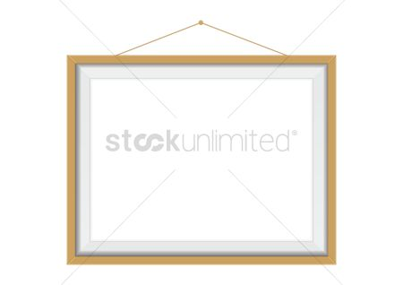 内饰 : Wooden picture frame